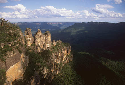 Von Sydney in die Blue Mountains